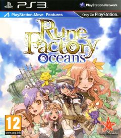 Jaquette de Rune Factory Oceans PlayStation 3