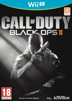 Jaquette de Call of Duty : Black Ops II Wii U