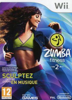 Jaquette de Zumba Fitness 2 Wii