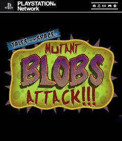 Jaquette de Tales from Space : Mutant Blobs Attack PS Vita