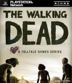Jaquette de The Walking Dead : Episode 5 - No Time Left PlayStation 3