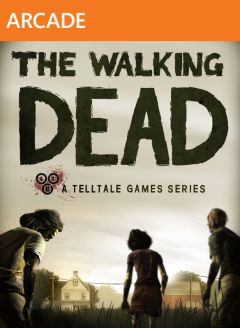 Jaquette de The Walking Dead : Episode 5 - No Time Left Xbox 360