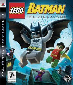 Jaquette de LEGO Batman PS3