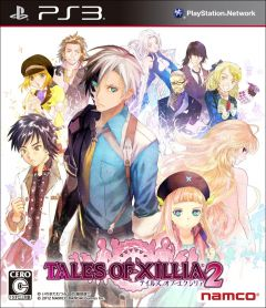 Jaquette de Tales of Xillia 2 PlayStation 3