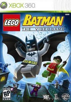 Jaquette de LEGO Batman Xbox 360