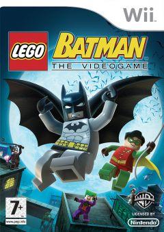 Jaquette de LEGO Batman Wii