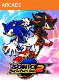 Jaquette de Sonic Adventure 2 Xbox 360