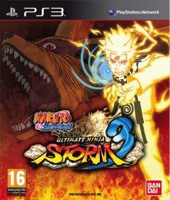 Jaquette de Naruto Shippuden : Ultimate Ninja Storm 3 PlayStation 3