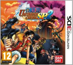 Jaquette de One Piece Unlimited Cruise SP 2 Nintendo 3DS