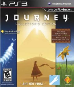 Jaquette de Journey : Collector's Edition PlayStation 3