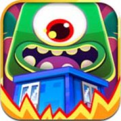 Jaquette de Monsters Ate My Condo iPad