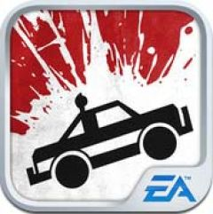 Jaquette de Burnout Crash! iPad