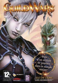 Jaquette de Guild Wars : Prophecies PC