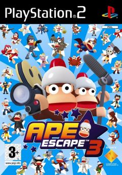 Jaquette de Ape Escape 3 PlayStation 2