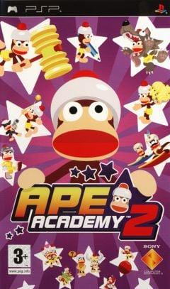 Jaquette de Ape Academy 2 PSP