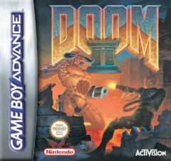 Jaquette de Doom II Game Boy Advance