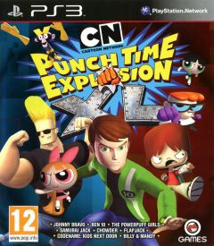 Jaquette de Cartoon Network : Punch Time Explosion XL PlayStation 3