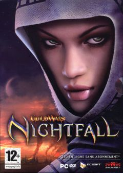 Jaquette de Guild Wars : Nightfall PC