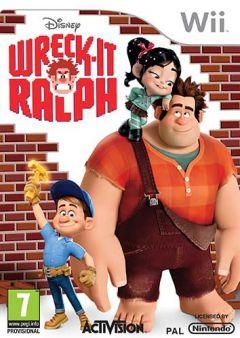 Jaquette de Les Mondes de Ralph Wii