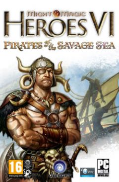 Jaquette de Might & Magic Heroes VI : Pirates of the Savage Sea PC
