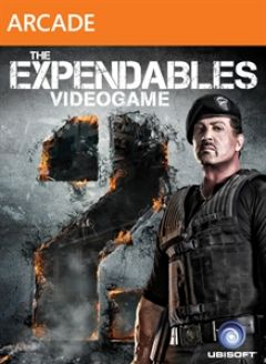 Jaquette de The Expendables 2 Xbox 360