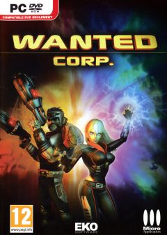 Jaquette de Wanted Corp. PC