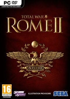 Jaquette de Total War : Rome II PC