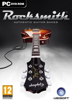 Jaquette de Rocksmith PC