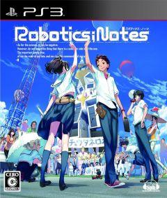 Jaquette de Robotics Notes PlayStation 3
