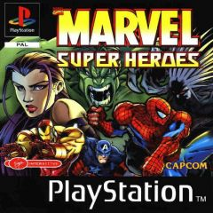 Jaquette de Marvel Super Heroes PlayStation