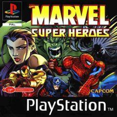 Jaquette de Marvel Super Heroes PlayStation
