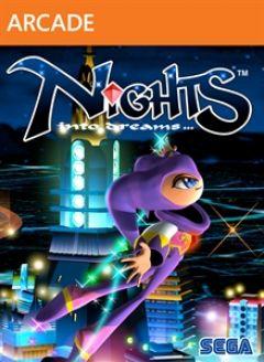 NiGHTS : Into Dreams... (Xbox 360)