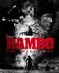 Jaquette de Rambo : The Video Game Xbox 360