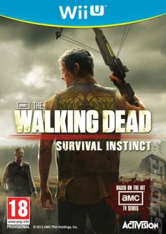 Jaquette de The Walking Dead : Survival Instinct Wii U