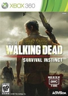 Jaquette de The Walking Dead : Survival Instinct Xbox 360