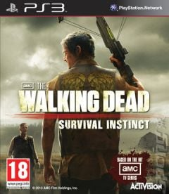 Jaquette de The Walking Dead : Survival Instinct PlayStation 3