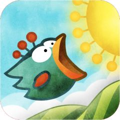 Jaquette de Tiny Wings iPad