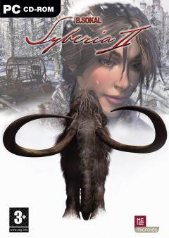 Jaquette de Syberia II PC
