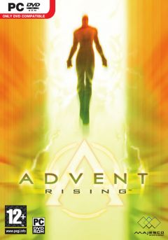 Jaquette de Advent Rising PC