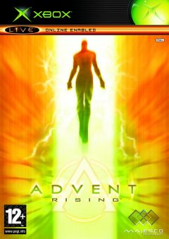 Jaquette de Advent Rising Xbox