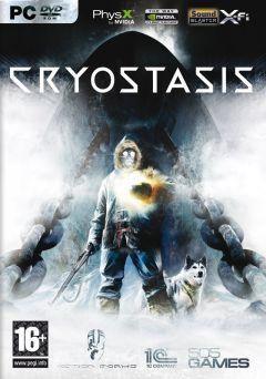 Jaquette de Cryostasis PC