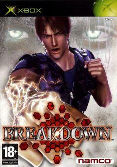 Jaquette de Breakdown Xbox