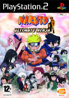 Jaquette de Naruto : Ultimate Ninja PlayStation 2