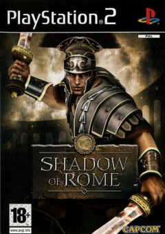 Jaquette de Shadow of Rome PlayStation 2