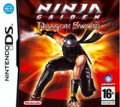 Jaquette de Ninja Gaiden : Dragon Sword DS