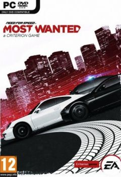 Jaquette de Need For Speed Most Wanted PC
