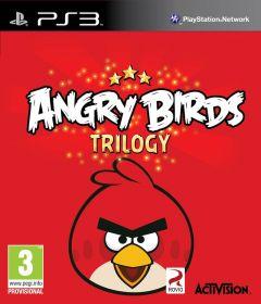 Jaquette de Angry Birds La Trilogie PlayStation 3