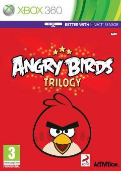 Jaquette de Angry Birds La Trilogie Xbox 360