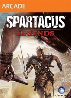 Jaquette de Spartacus Legends Xbox 360