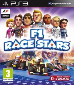 Jaquette de F1 Race Stars PlayStation 3